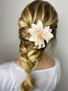 Mermaid Braid blond