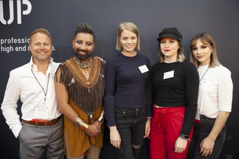 Jury The Next Makeup Artist Contest
